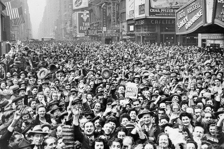 Rita Story - NYC - Nazis Quit
